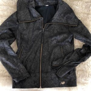 Awesome thick high neck jacket
